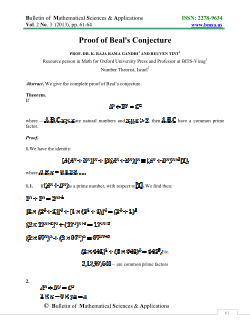 Fermat Last Theorem (elementary aspect)