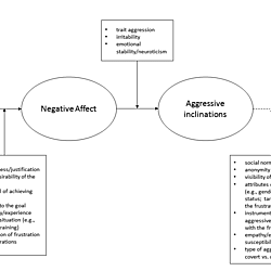 frustration aggression hypothesis quizlet