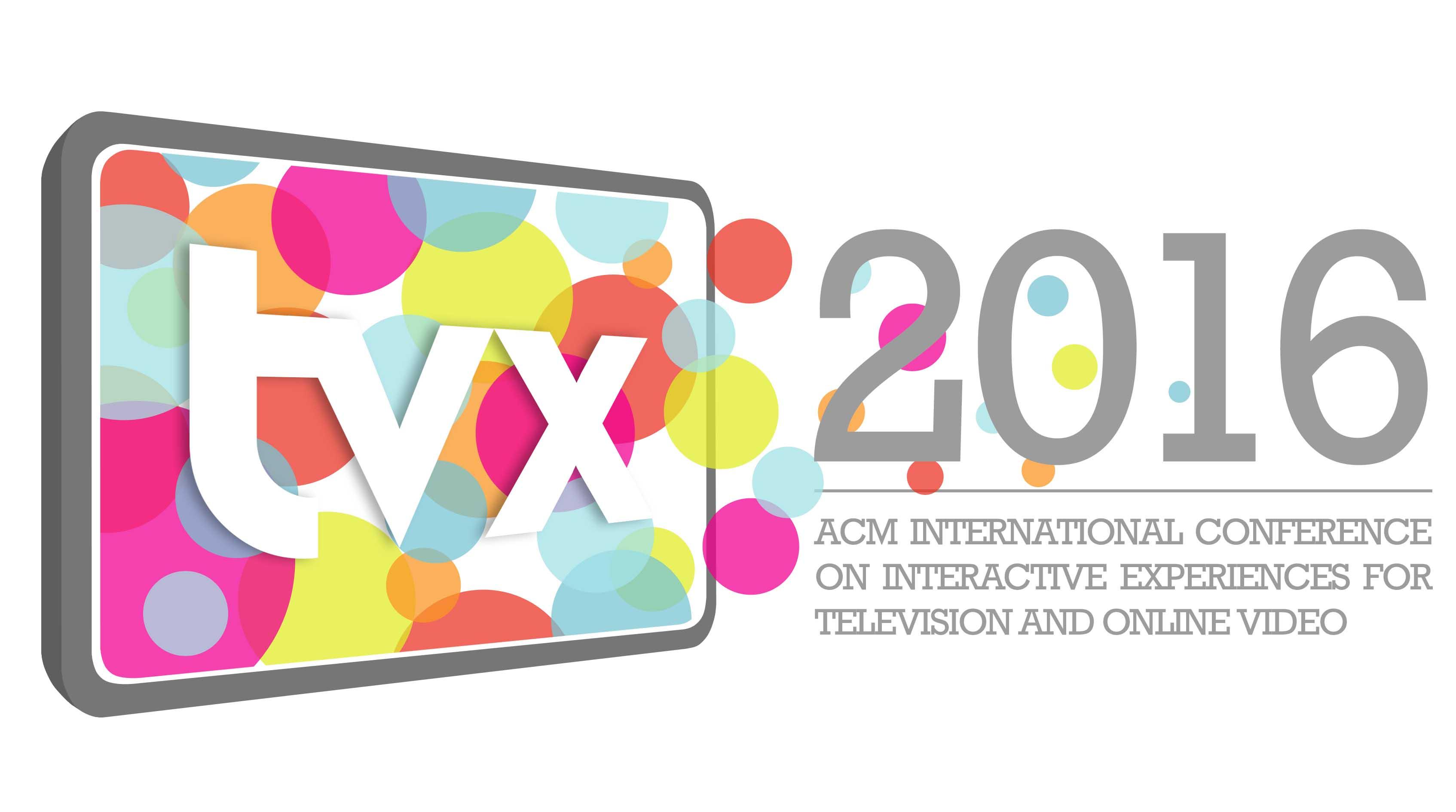 ACM TVX 2016 Santosh Basapur