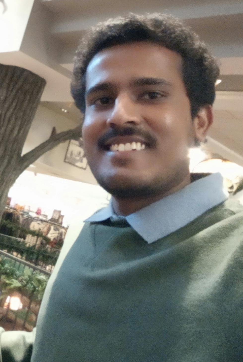vinayakumar R