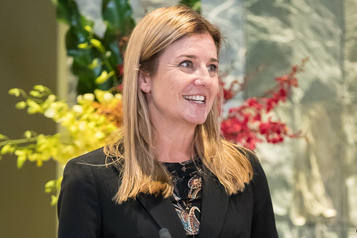Sharyn Davies