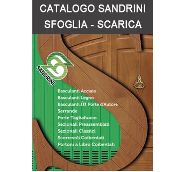 Banner catalogo sandrini