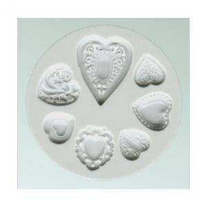 Stampo silicone cuore