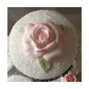 Stampo in silicone Rosa