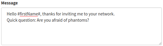 Linkedin Accept Invitations Phantombuster