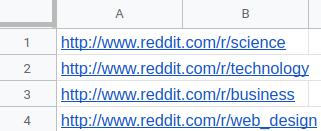 Reddit Posts Extractor | Phantombuster