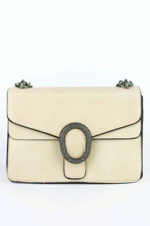ELSA Beige Cross Body Bag