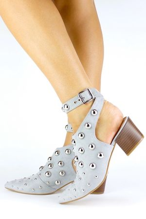 MONTANA Grey Bauble Boot