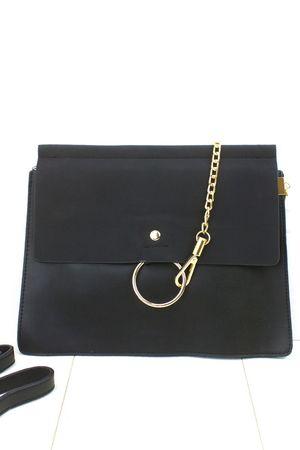 KIA Black Chain Bag