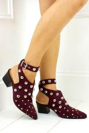MONTANA Berry Bauble Boot