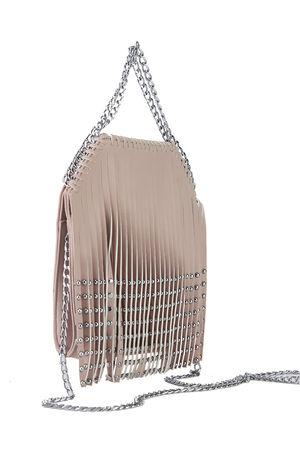JAMIE Pink Fringe Bag