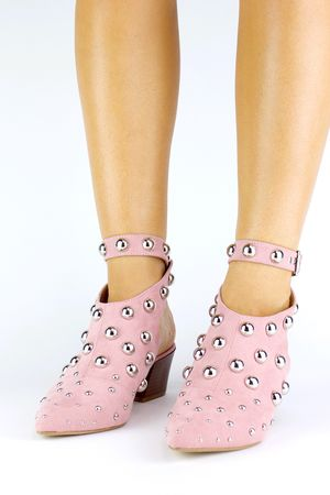 MONTANA Pink Bauble Boot