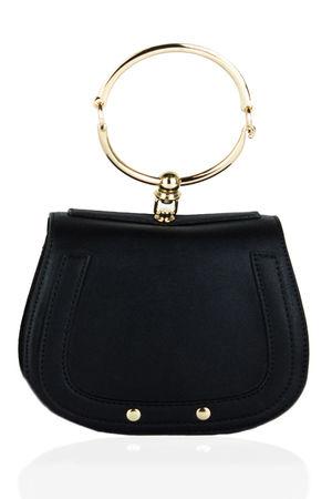 NIKI Black Bracelet Bag