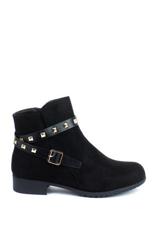 LIV Black Stud Chelsea Boot