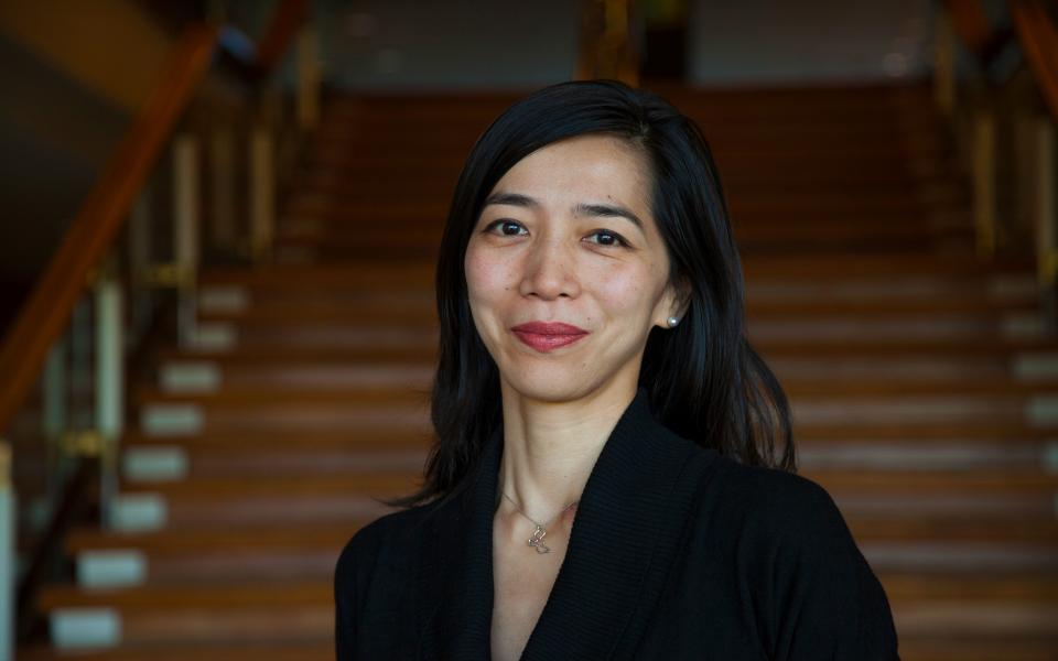 Portrait of Yukiko Ogura
