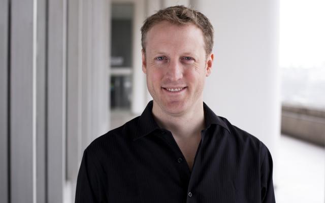 Portrait of Michael Fuller