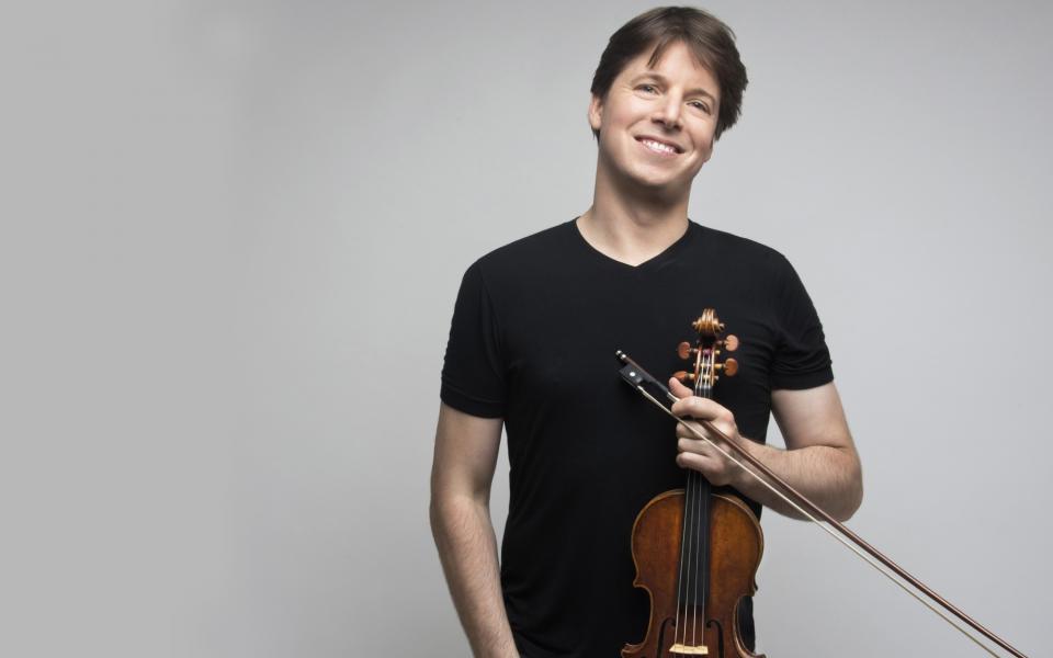 Joshua Bell, credit Phillip Knott