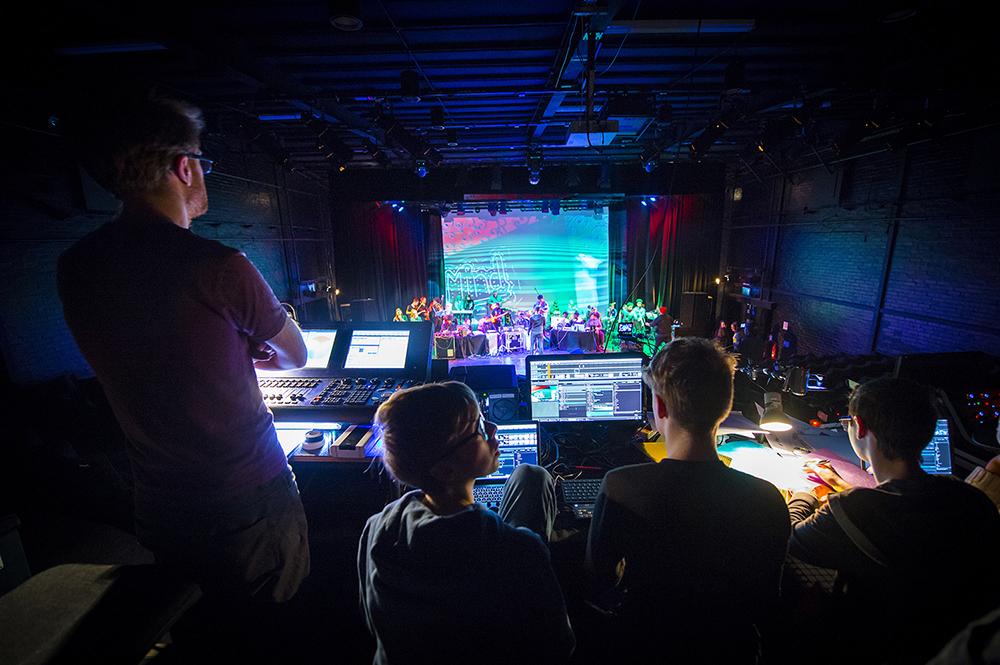 Symphonize culmination event, Leicester, 2018