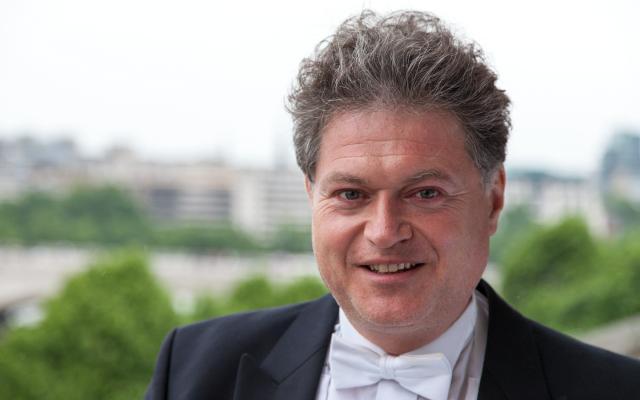 Portrait of Christian Geldsetzer