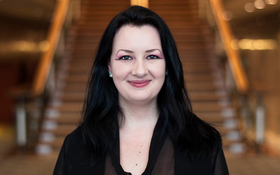 Portrait of Victoria Irish