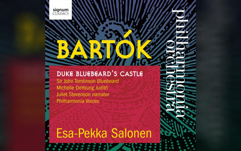 Duke Bluebeard's Castle cover