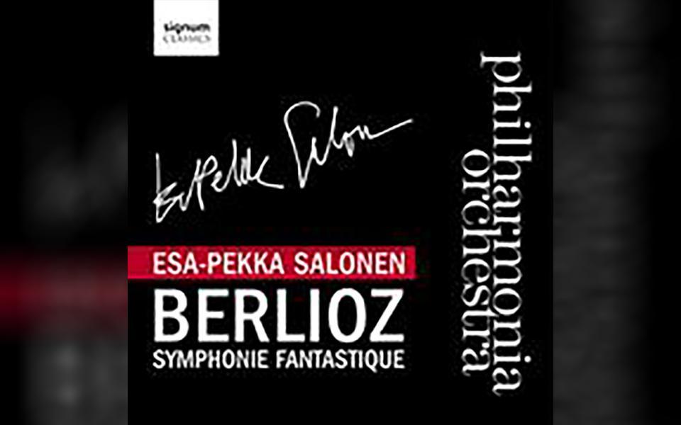 Symphonie fantastique CD cover