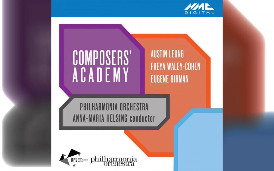 Composers' Academy album cover