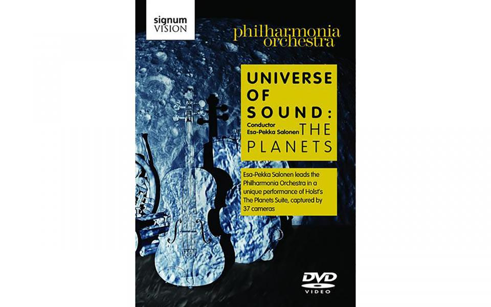 Universe of Sound DVD cover