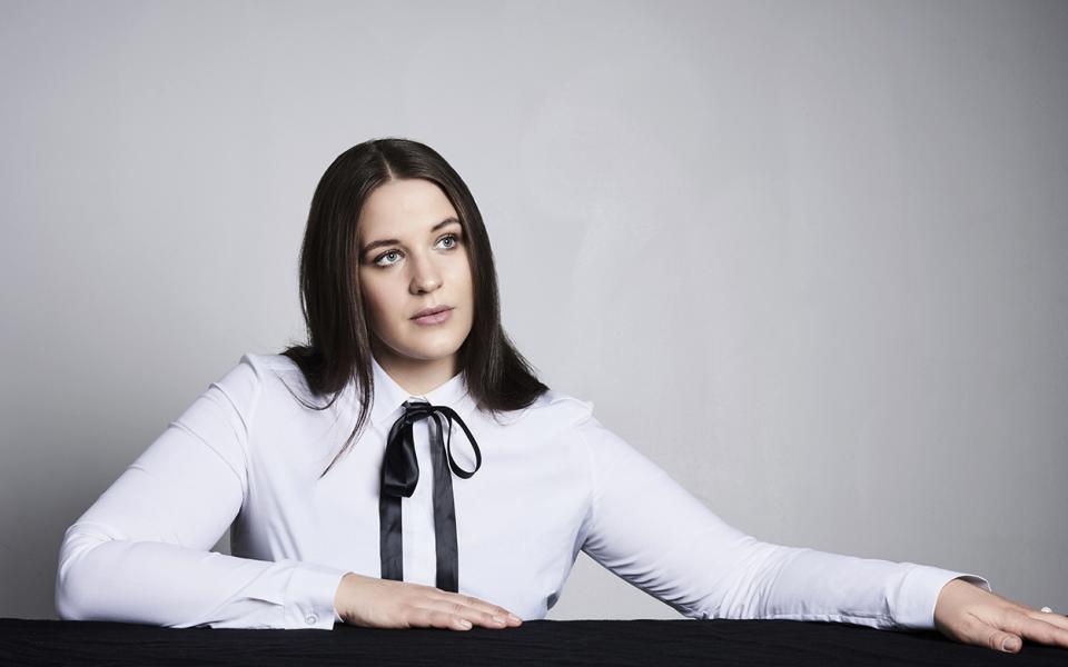 Portrait of Lise Davidsen