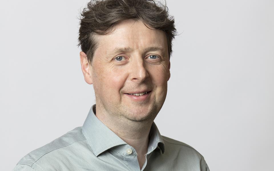Portrait of Ben Larpent