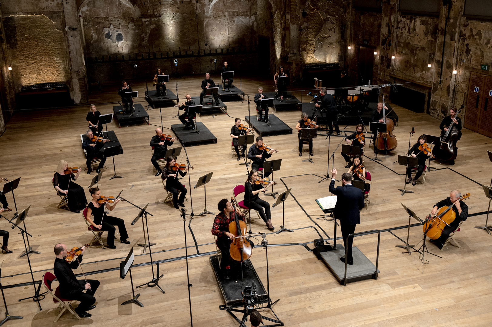 The Philharmonia Sessions