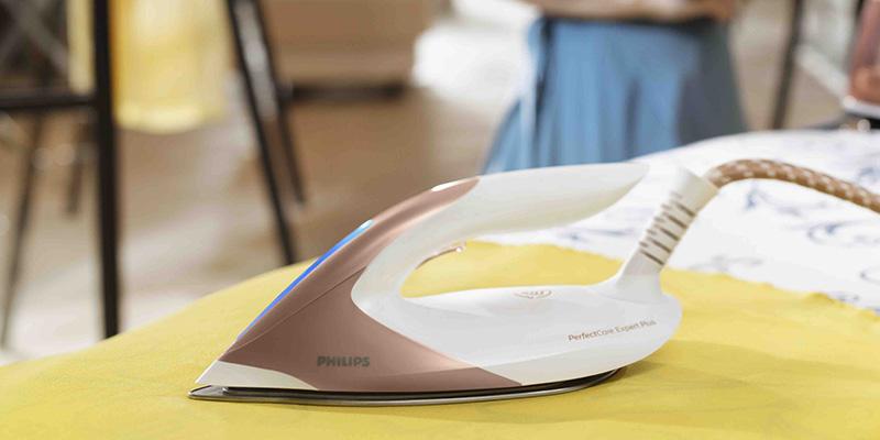 Philips Komfort użytkowania. Technologia Silent Steam