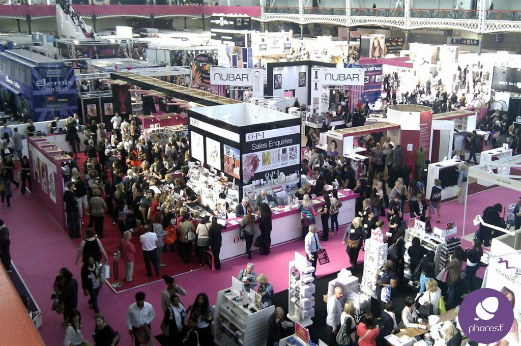 trade beauty shows hair surviving phorest 18th february