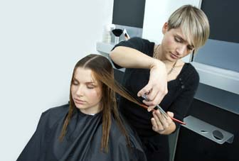 Styling Hair Salon