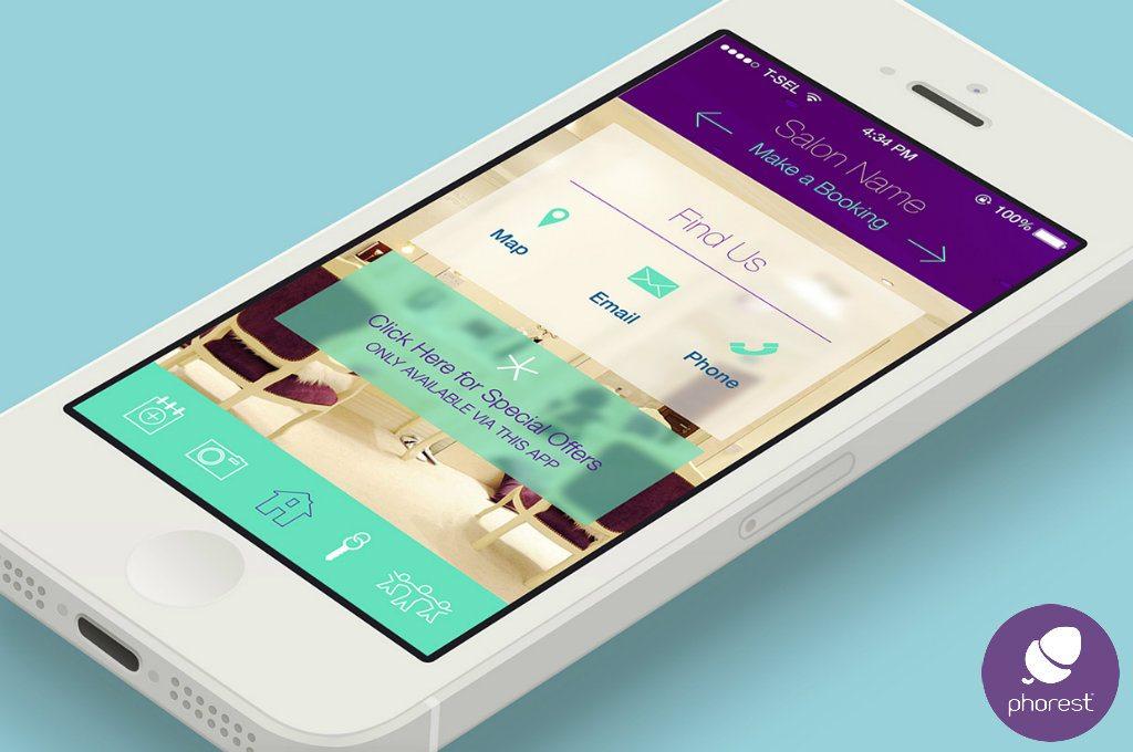 salon app
