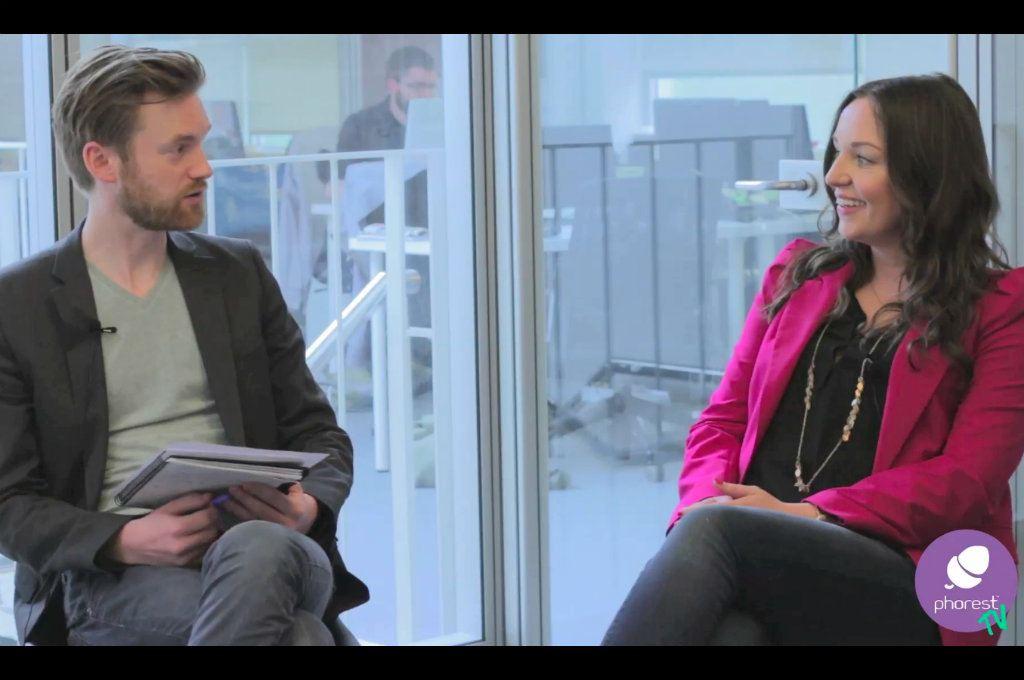 salon video interview
