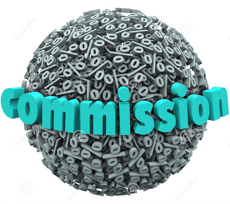 Salon-Commission