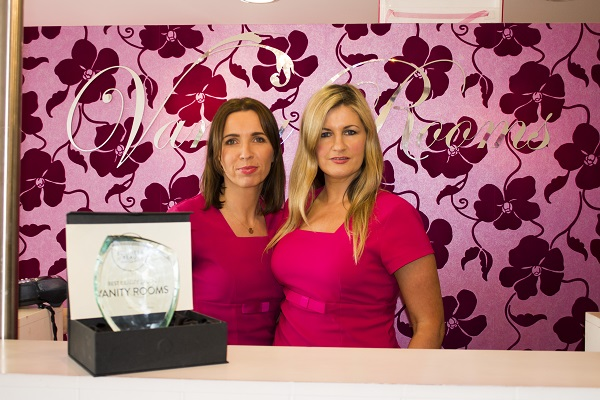 Jenn and Jenn Vanity Rooms Phorest Salon