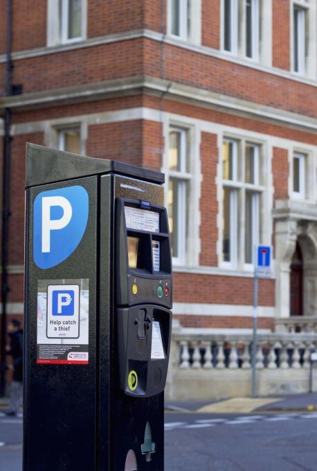 parking meter salon