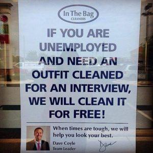 Salon Unemployed