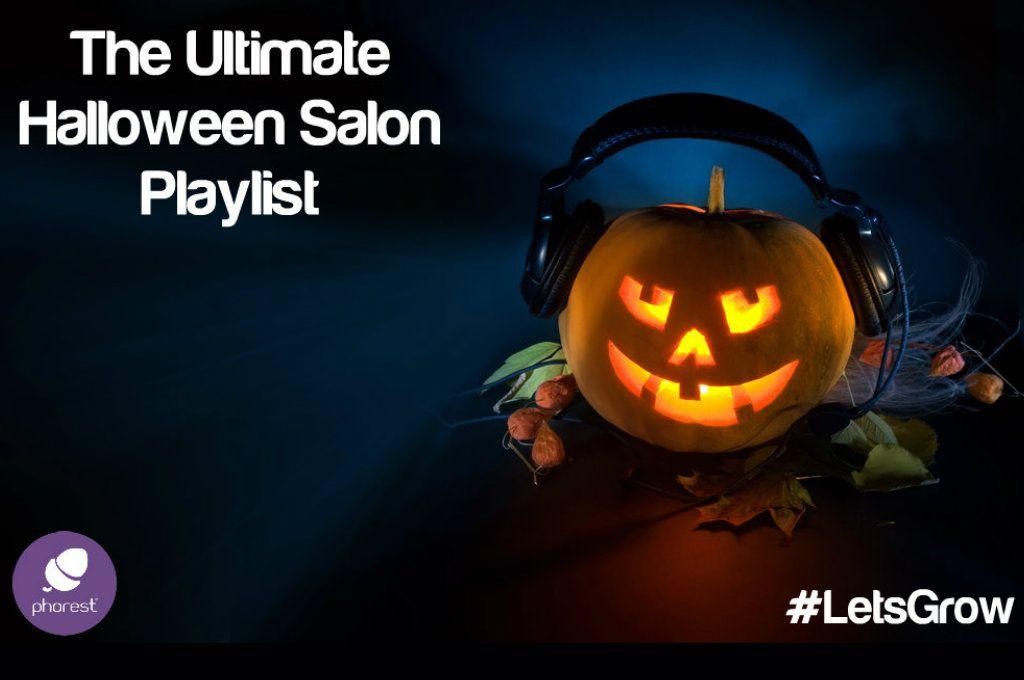 Salon Halloween Playlist