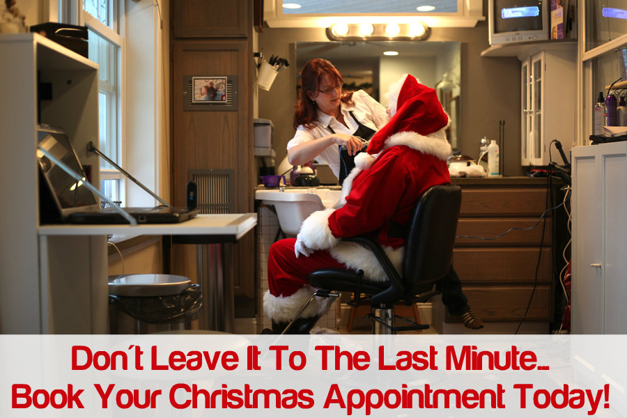 Salon-Christmas-Online-Booking