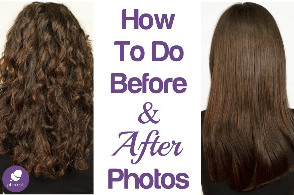salon before and after photos