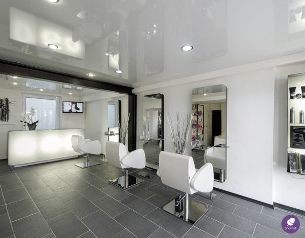 salon open house