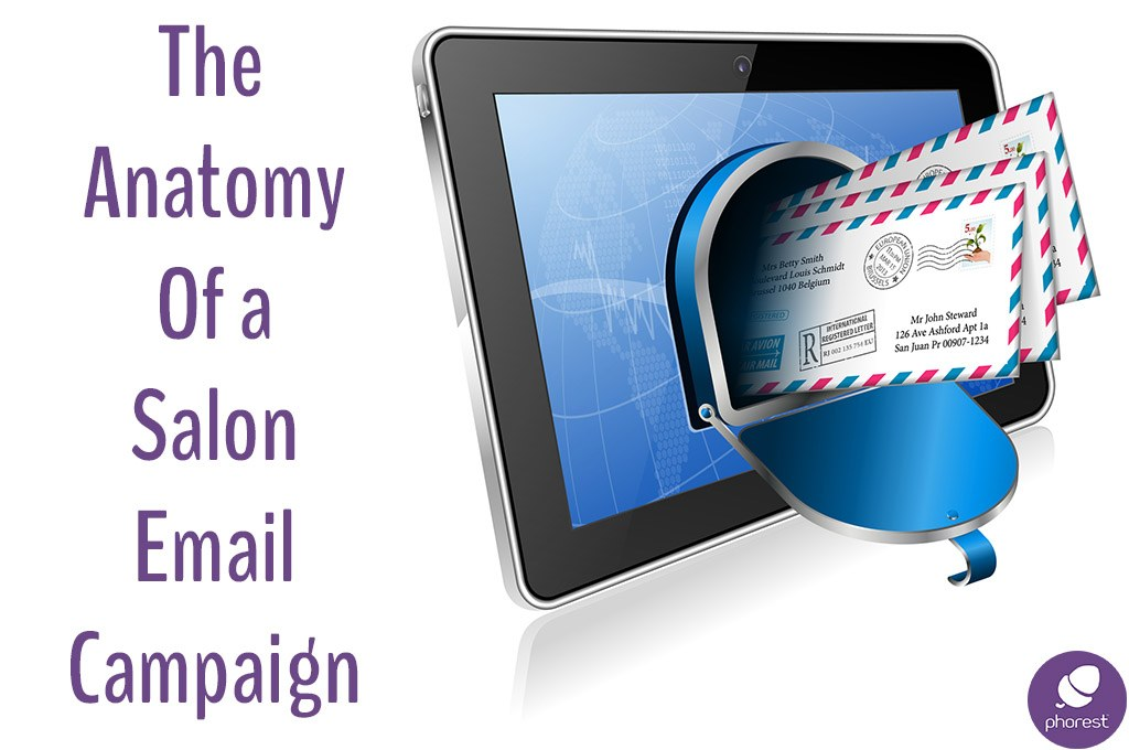 Salon-email-template