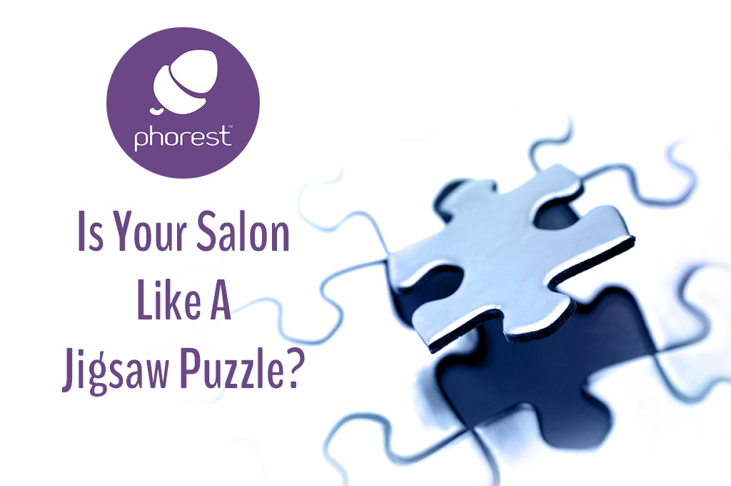 is your salon like a jigsaw puzzle?