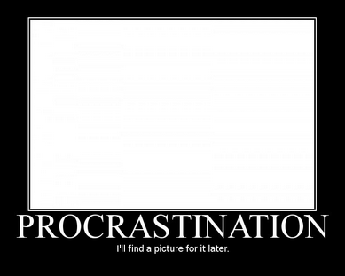 procrastination-day