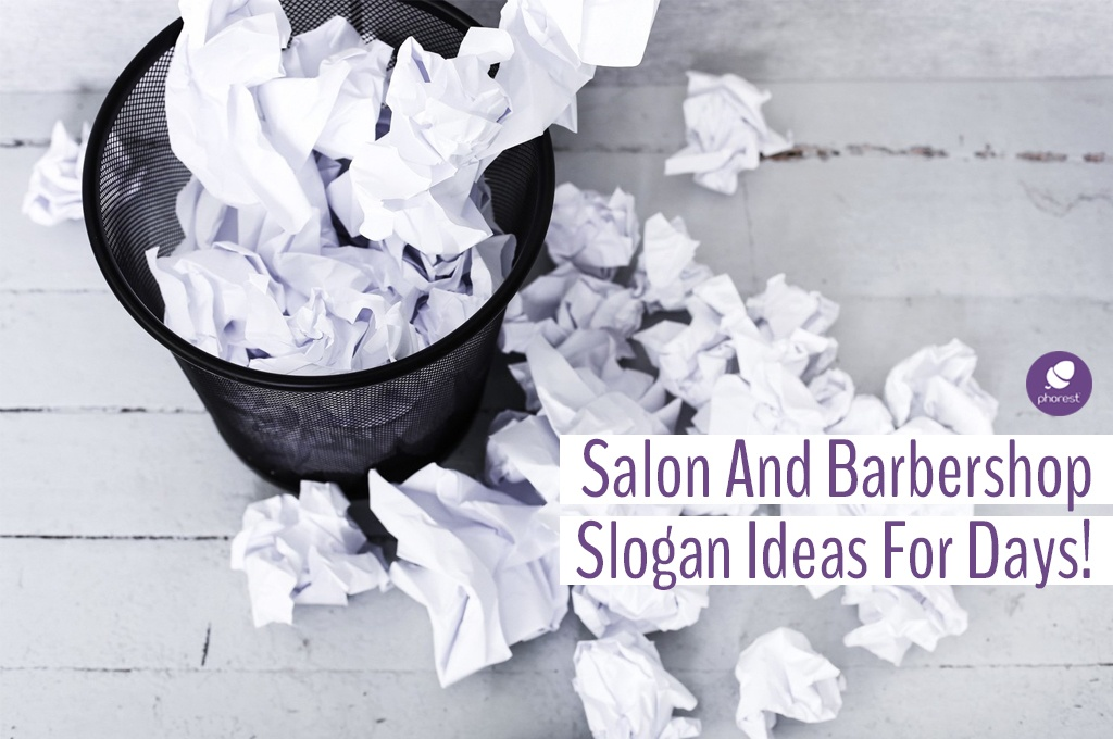 salon slogans ideas