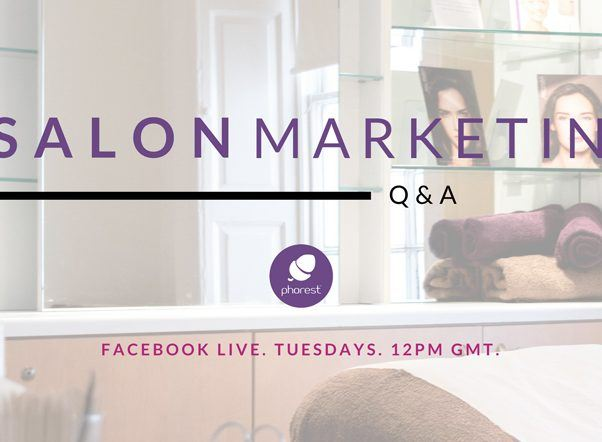 salon marketing Q&A