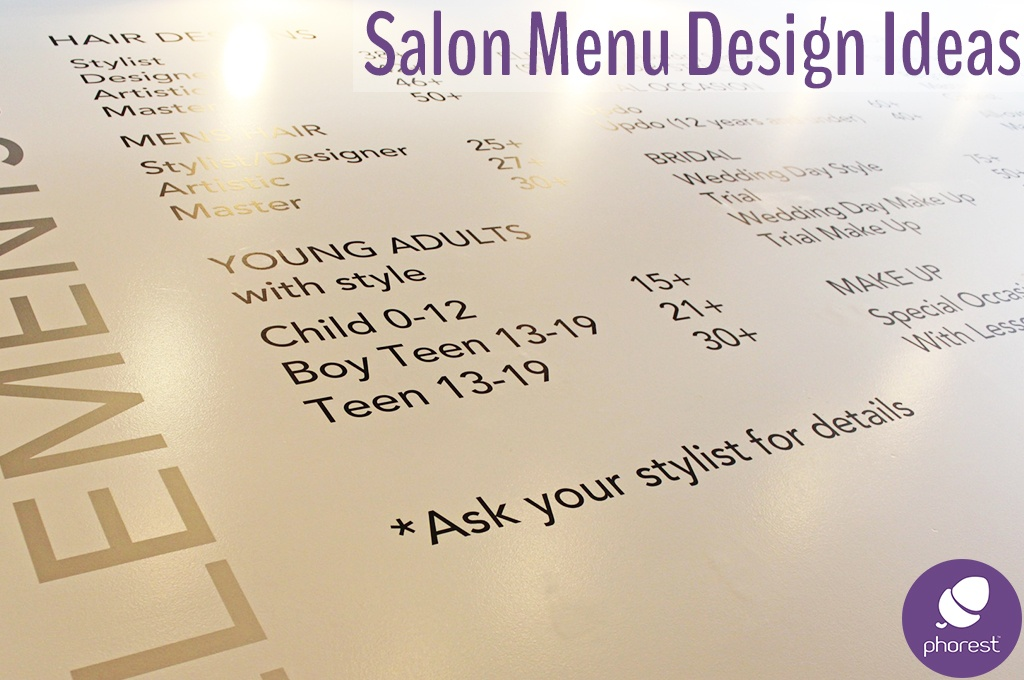 salon-menu-designs